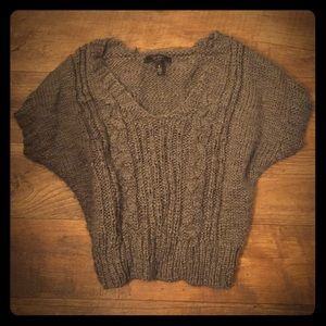 Jessica Simpson Throw Over Sweater